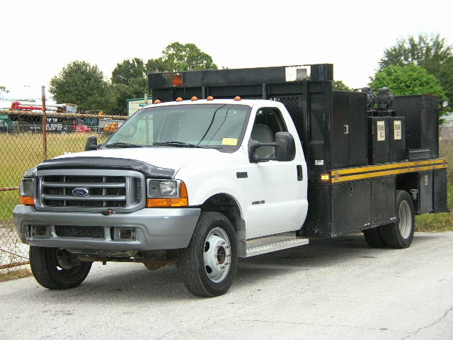 1999 quot ford f 550 4x4 lube